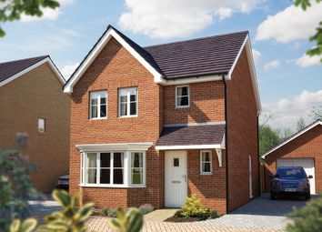 "Thumbnail 3 bed detached house for sale in ""The Epsom"" at Ongar"