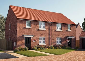 Thumbnail 3 bed semi-detached house for sale in Southfield Lane, Tockwith, York