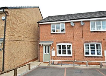 Thumbnail 2 bedroom town house for sale in Lamphouse Way, Wolstanton, Newcastle-Under-Lyme