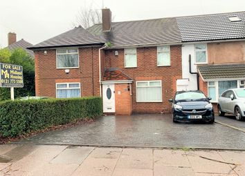 Thumbnail 3 bed terraced house for sale in Fernside Gardens, Yardley Wood Road, Sparkhill, Birmingham