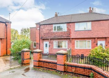 Thumbnail 3 bed semi-detached house for sale in Evington Avenue, Openshaw, Manchester, Greater Manchester