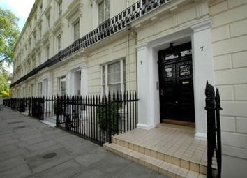 Thumbnail 1 bed flat to rent in Leinster Terrace, London
