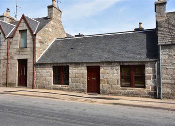 Thumbnail 2 bed terraced house for sale in High Street, Grantown-On-Spey