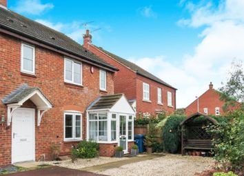 Thumbnail 3 bed end terrace house for sale in Shaw Drive, Fradley, Lichfield