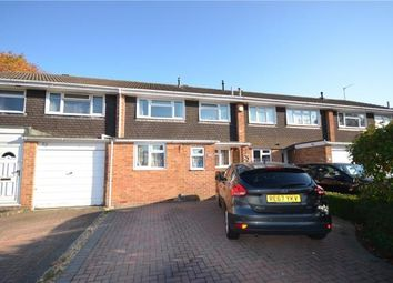 Thumbnail 3 bed terraced house for sale in Porter Road, Basingstoke, Hampshire