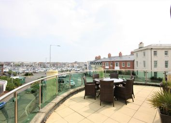 Thumbnail 2 bed flat for sale in Spiniker, Weston Road, Weymouth