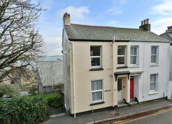 Thumbnail 2 bed end terrace house for sale in Gyllyng Street, Falmouth