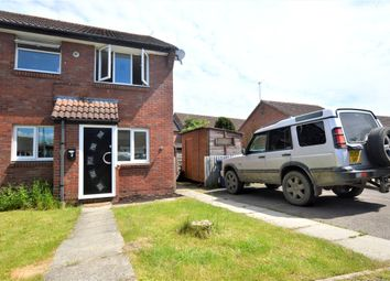 Thumbnail 1 bed end terrace house for sale in Bevan Gardens, Northway, Tewkesbury, Gloucestershire