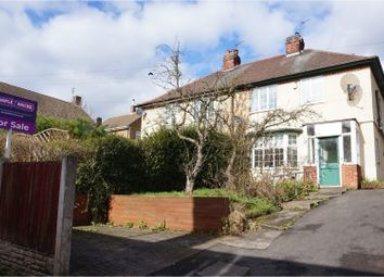 Thumbnail 3 bedroom semi-detached house for sale in Holly Gardens, Nottingham