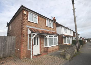 Thumbnail 3 bed detached house for sale in Belmont Avenue, Guildford