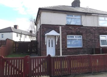 Thumbnail 2 bed semi-detached house for sale in Castle Avenue, St. Helens