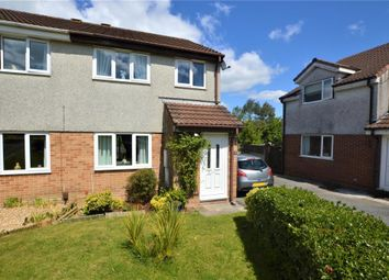 3 bed semi-detached house for sale in Rougemont Close, Plymouth PL3