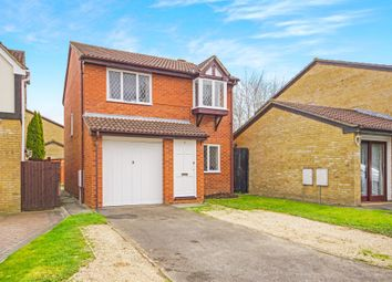 Thumbnail 3 bedroom detached house for sale in The Leaze, Yate, Bristol