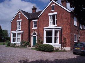 Thumbnail 1 bed country house to rent in Newcastle Road South, Sandbach