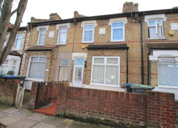 Thumbnail 3 bed terraced house for sale in Lyndhurst Road, Edmonton