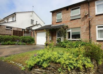 Thumbnail 3 bed semi-detached house for sale in Hawks Park, Lower Burraton, Saltash