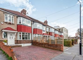 Thumbnail 3 bed end terrace house for sale in St. Dunstans Road, London