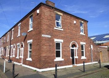 Thumbnail 2 bed end terrace house to rent in Colville Street North, Carlisle