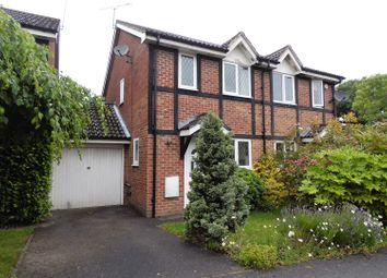 Thumbnail 2 bed semi-detached house for sale in Sandstone Close, Wokingham