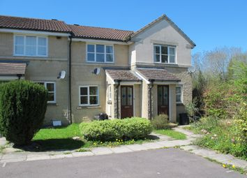 Thumbnail 2 bed terraced house to rent in Willow Close, Odd Down, Bath