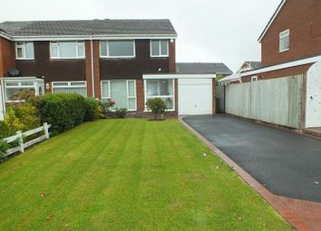 Thumbnail 3 bedroom semi-detached house to rent in Willow Drive, Shirley, Solihull