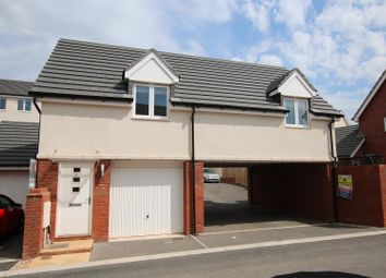 Thumbnail 2 bed flat for sale in Crimson King, Cranbrook, Exeter