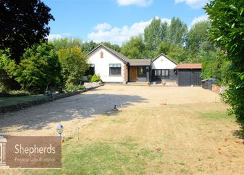 Thumbnail 4 bed detached house for sale in Nursery Road, Nazeing, Essex