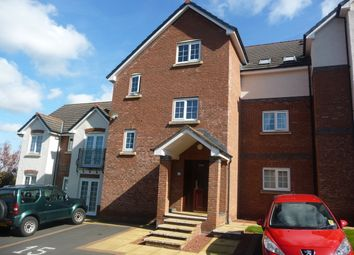 Thumbnail 2 bed flat to rent in Pennine View Close, Carlisle
