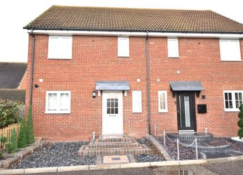 Thumbnail 3 bed semi-detached house for sale in Clarendon Road, Little Canfield, Dunmow
