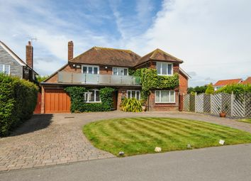 Thumbnail 5 bed detached house for sale in Sea Drive, Felpham