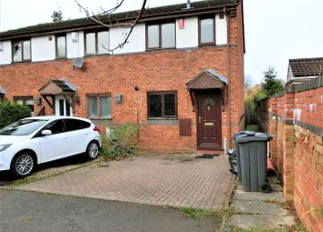 Thumbnail 2 bed end terrace house for sale in Lark Close, Kings Heath, Birmingham
