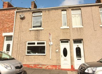 Thumbnail 3 bed terraced house for sale in South Street, Spennymoor
