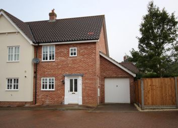 Thumbnail 3 bed property to rent in Daisy Avenue, Bury St. Edmunds