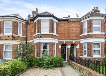 Thumbnail 3 bed terraced house for sale in Atherley Road, Shirley, Southampton