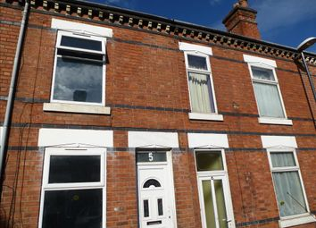 Thumbnail 2 bedroom terraced house for sale in Harriet Street, Derby