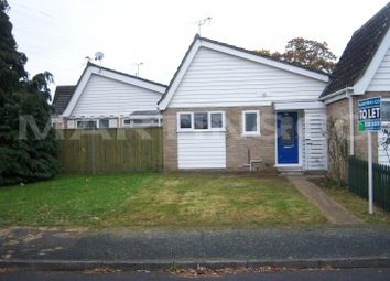 Thumbnail 1 bed detached bungalow to rent in Treagore Road, Calmore, Southampton