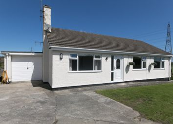 Thumbnail 3 bed bungalow for sale in Penbodeistedd, Llanfechell, Amlwch