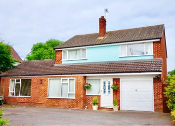 Thumbnail 5 bed detached house for sale in Tewkesbury Road, Longford, Gloucester