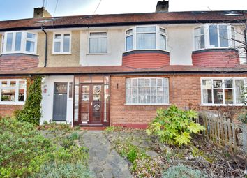 Thumbnail 3 bed terraced house for sale in Laurel Road, Hampton Hill