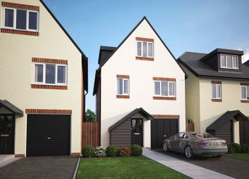 Thumbnail 3 bed detached house for sale in 'harlech' Plot 7, Gadlys Brow, Bagillt