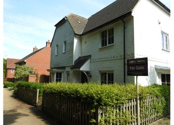 Thumbnail 3 bed detached house for sale in Poppy Mead, Ashford