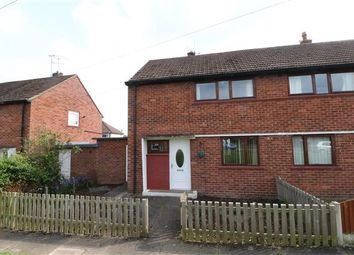 Thumbnail 2 bed semi-detached house for sale in Springfield Road, Carlisle, Cumbria
