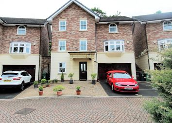Thumbnail 4 bed detached house for sale in Mill Rise, Helsby, Cheshire