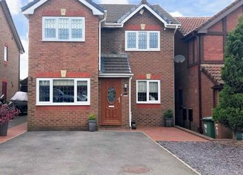 Thumbnail 4 bedroom detached house for sale in Clos Gwastir, Caerphilly