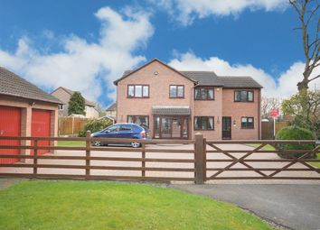 Thumbnail 6 bed detached house for sale in Dunley Croft, Shirley, Solihull
