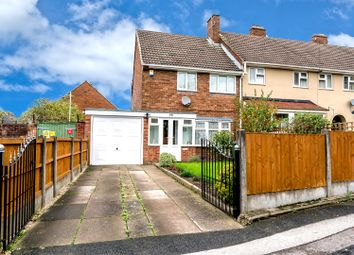 Thumbnail 2 bed semi-detached house for sale in Roche Road, Bloxwich, Walsall