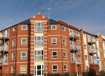 Thumbnail 2 bed flat to rent in Pavillion Court, Northampton
