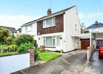 Thumbnail 3 bed semi-detached house for sale in Brixham, Devon, Paignton