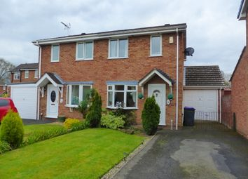 Thumbnail 2 bedroom semi-detached house to rent in Lawford Close, Aqueduct, Telford