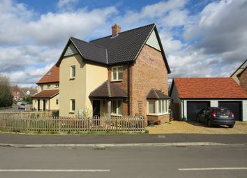 Thumbnail 5 bed detached house for sale in School Close, Kenninghall, Norwich